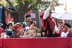 Piacere Faire di rinascita Fotografia Stock