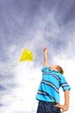 Piaceri di infanzia Fotografie Stock Libere da Diritti