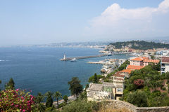 Piacevole (Cote d'Azur) Fotografie Stock Libere da Diritti