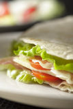 Piadina Romagnola Royalty Free Stock Photo