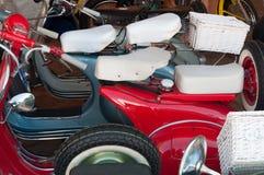Piaggio Vespa  vintage Royalty Free Stock Photos