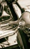 Piaggio Vespa  vintage Stock Photos