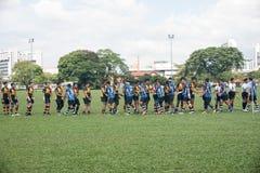 Piala Agong 2017 - NS versus PDRM Royalty-vrije Stock Fotografie