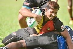 Piala Agong 2017 - NS vs PDRM Stock Photography