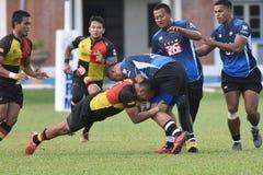 Piala Agong 2017 - NS vs PDRM Royalty Free Stock Photos