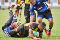 Piala Agong 2017 - NS vs PDRM Royalty Free Stock Image