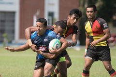 Piala Agong 2017 - NS vs PDRM Stock Images