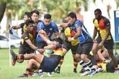 Piala Agong 2017 - NS vs PDRM Stock Photos