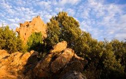 Piana (Corse) Image libre de droits