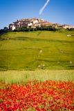Piana Piccola, Castelluccio di Norcia Royalty Free Stock Photography
