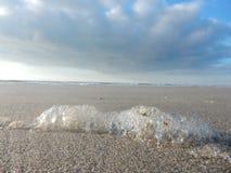 Piana w plaży Zdjęcie Stock