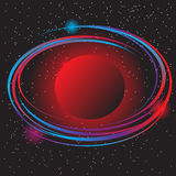 pianeta illustrazione vettoriale