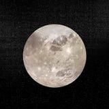 Pianeta di Ganymede - 3D rendono Immagine Stock