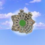 Pianeta minuscolo di Amsterdam Fotografie Stock