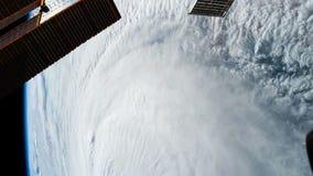 Pianeta Terra visto dall'ISS Elementi di questo video ammobiliato dalla NASA video d archivio