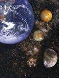 pianeti Fotografie Stock Libere da Diritti