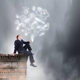 Pianificazione aziendale Fotografie Stock
