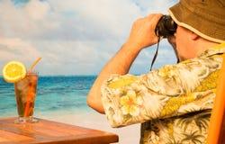 Pianificazione di pensione e di pensionamento Fotografia Stock Libera da Diritti