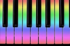 pianino Zdjęcie Royalty Free