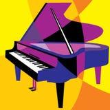 pianino Zdjęcia Royalty Free