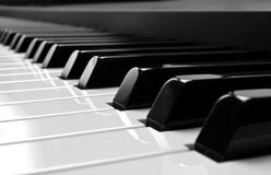 pianino fotografia royalty free