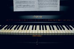 pianino obrazy royalty free