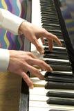 pianino Fotografia Stock