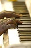 pianino Fotografia Royalty Free