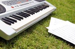 pianino Obraz Stock