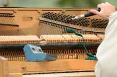 Pianino melodia Obraz Royalty Free