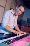 Pianist Στοκ φωτογραφία με δικαίωμα ελεύθερης χρήσης