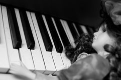 pianist Immagine Stock