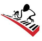 pianist Στοκ Εικόνα