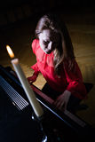 Pianiste images stock