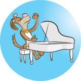 Pianiste Illustration Stock