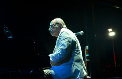 Pianiste Igor Bril Images libres de droits