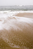 piankowy morze Zdjęcia Royalty Free