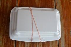 Piankowy pudełko Obrazy Royalty Free
