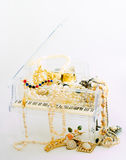 Piano à queue Image stock