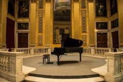 Piano à queue Image libre de droits