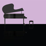 Piano 1 Royalty Free Stock Image