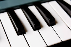 Piano. Keys in the all photo stock photography