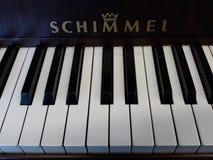 Piano Immagini Stock Libere da Diritti