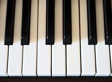 The piano Stock Images