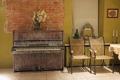 Piano Fotografía de archivo