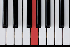 Piano Images stock