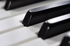 Piano Fotografia de Stock Royalty Free