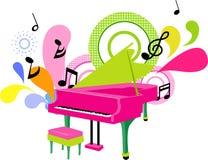 Piano Stock Fotografie