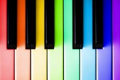 piano royaltyfria foton
