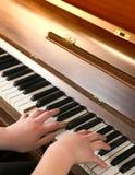 The piano Stock Photo